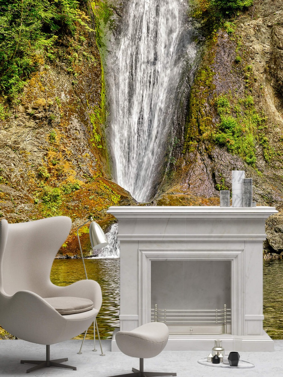 Watervallen - Bijzondere waterval - Slaapkamer 7