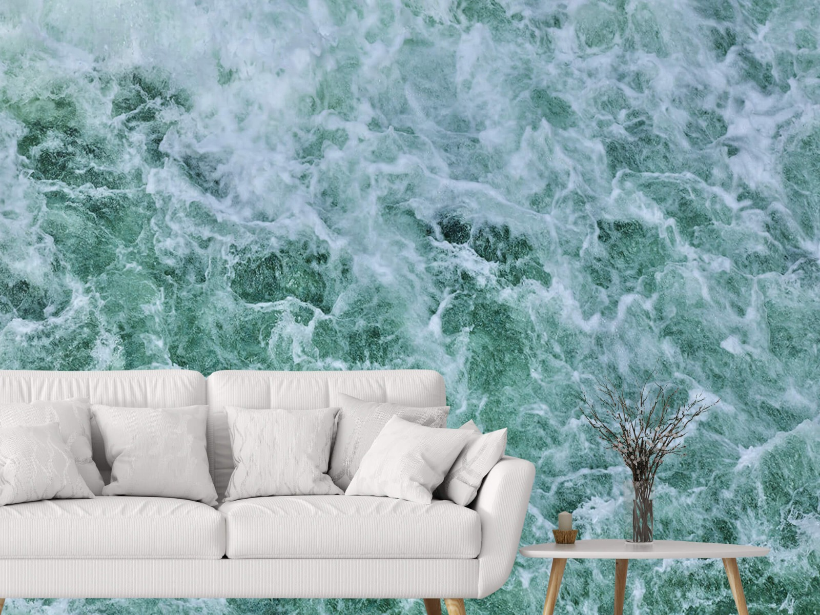 Zeeën en Oceanen - Wild water - Slaapkamer 8