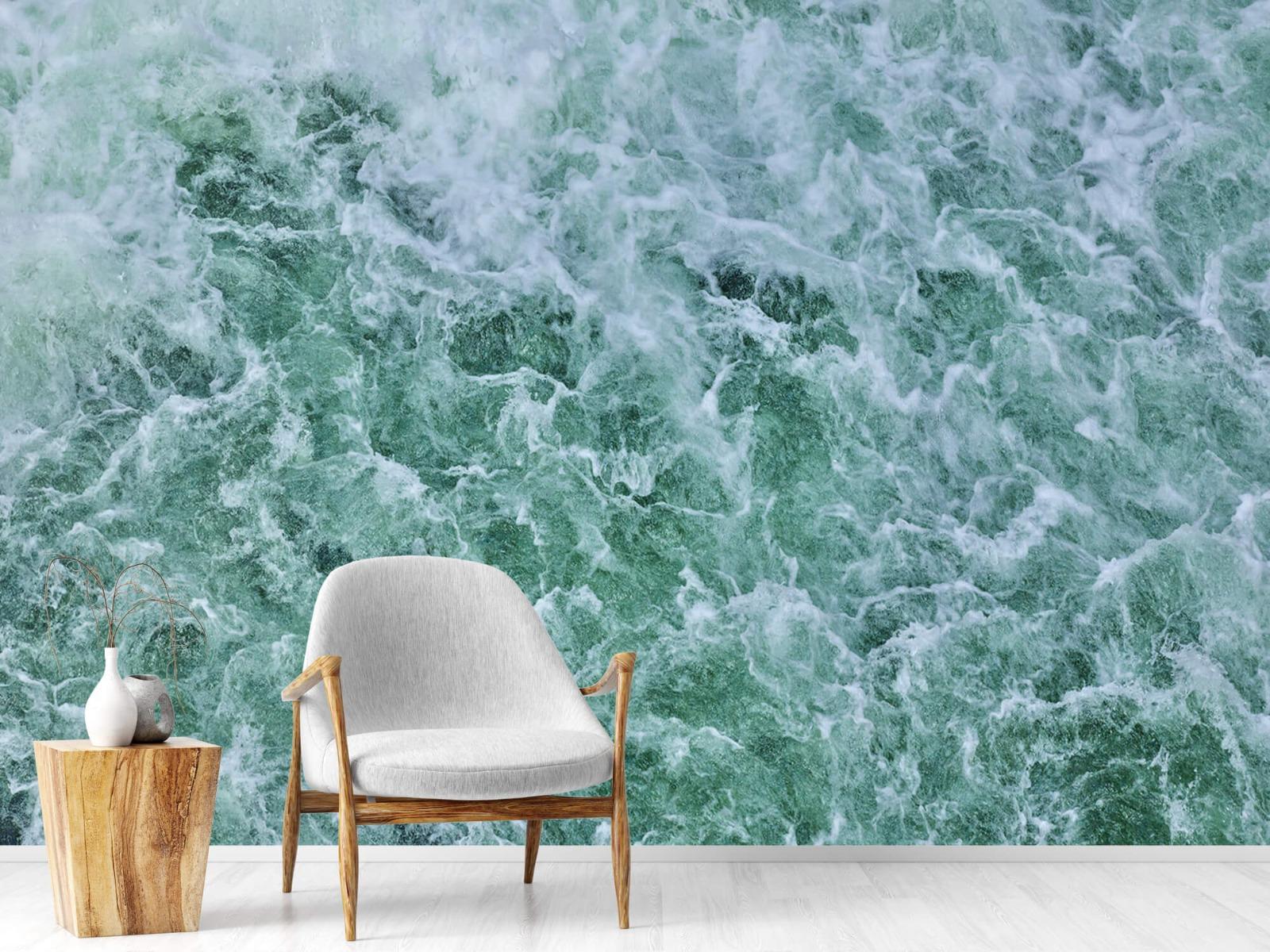 Zeeën en Oceanen - Wild water - Slaapkamer 19