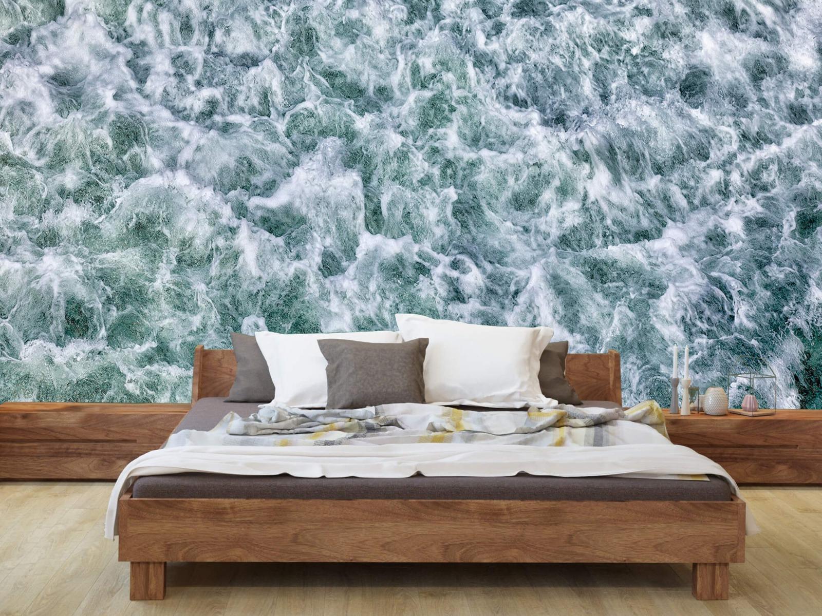 Zeeën en Oceanen - Wild kolkend water - Keuken 9