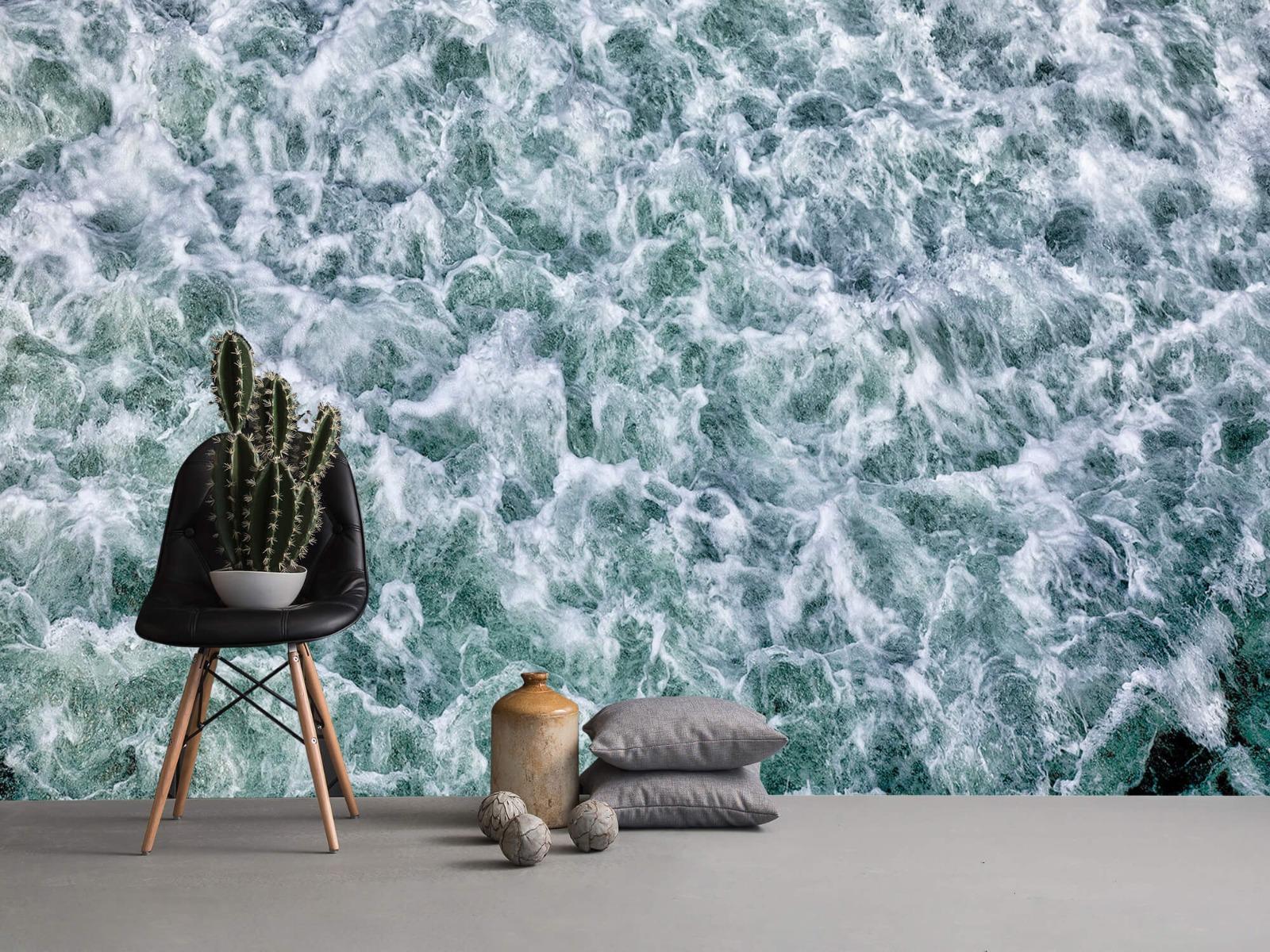 Zeeën en Oceanen - Wild kolkend water - Keuken 13