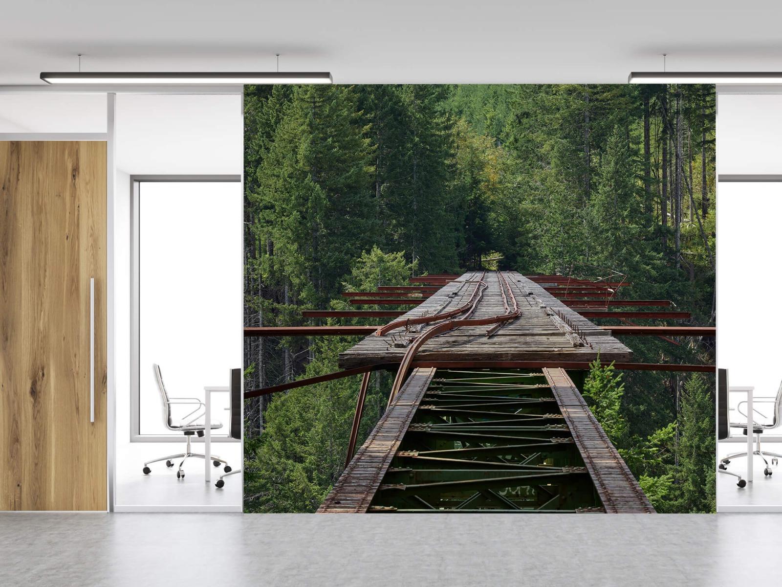 Bruggen - Oude spoorbrug - Slaapkamer 13