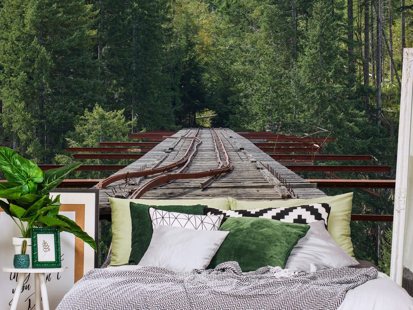 Bruggen - Oude spoorbrug - Slaapkamer 14