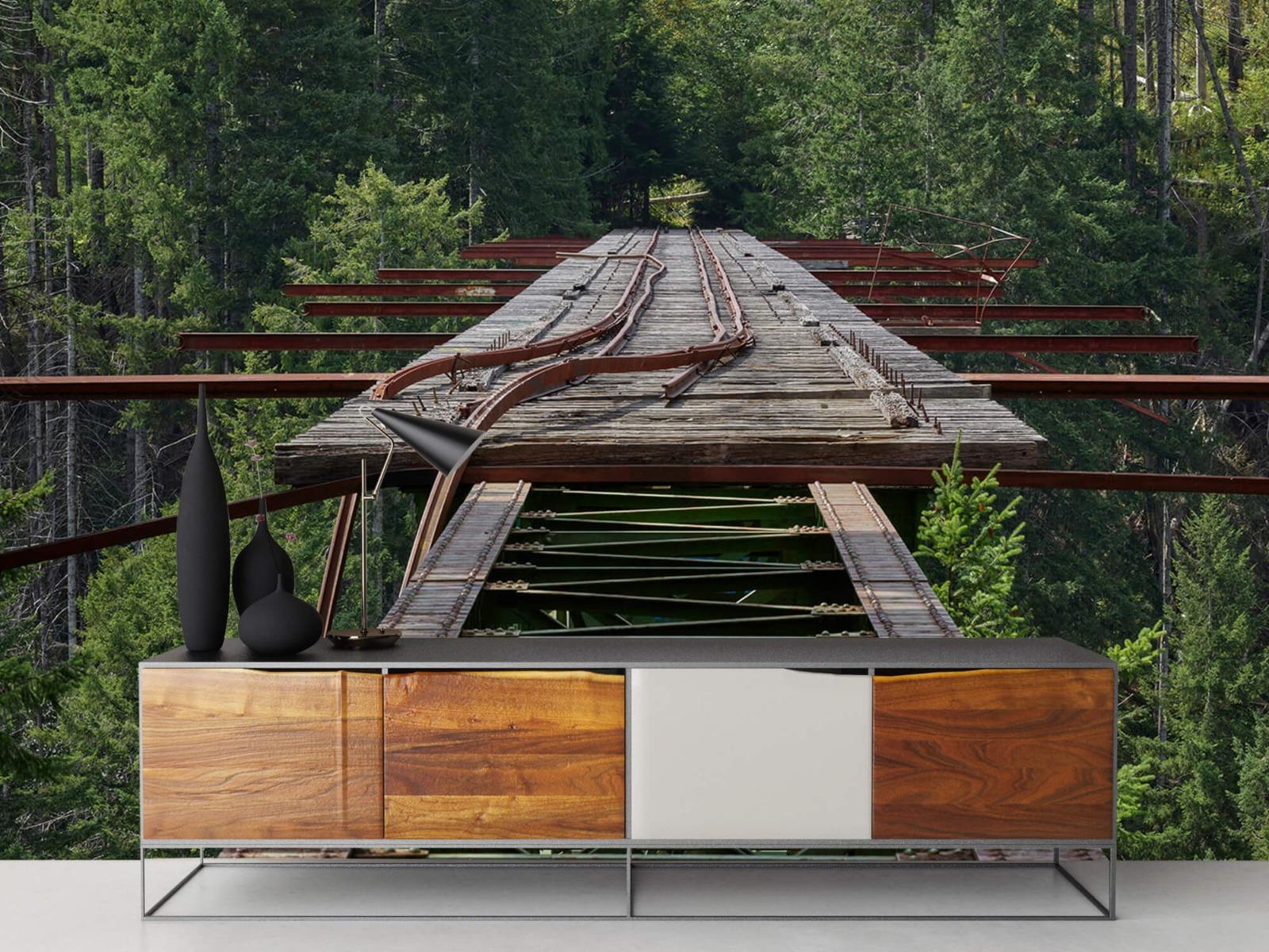 Bruggen - Oude spoorbrug - Slaapkamer 18