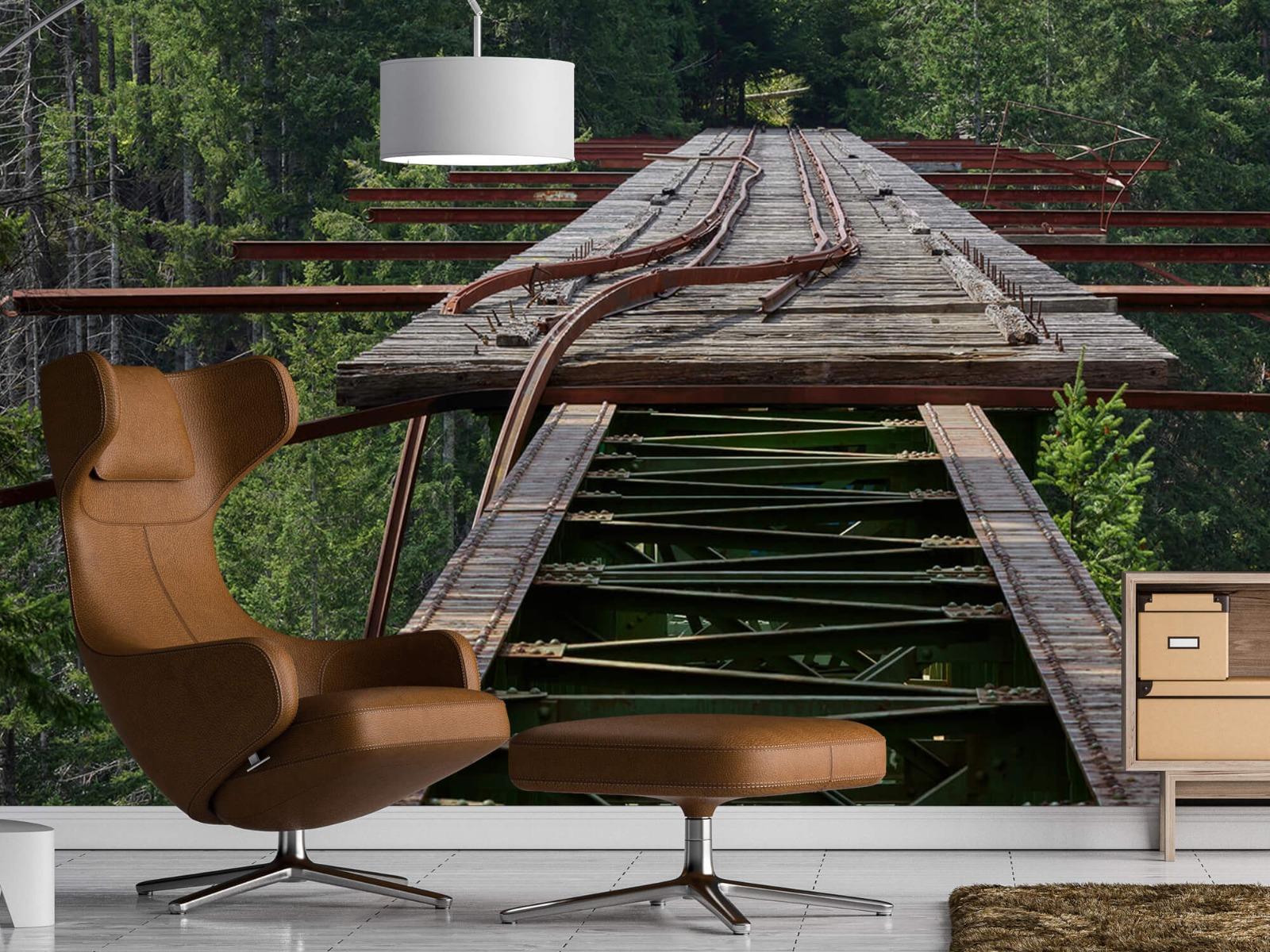 Bruggen - Oude spoorbrug - Slaapkamer 3