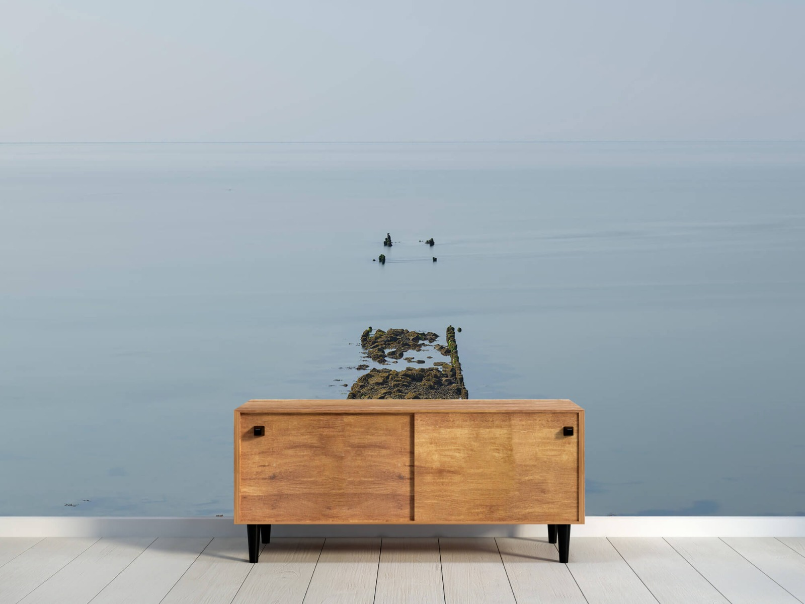 Zeeën en Oceanen - Golfbreker - Slaapkamer 9