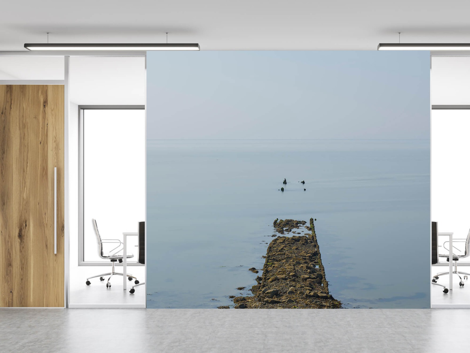 Zeeën en Oceanen - Golfbreker - Slaapkamer 11