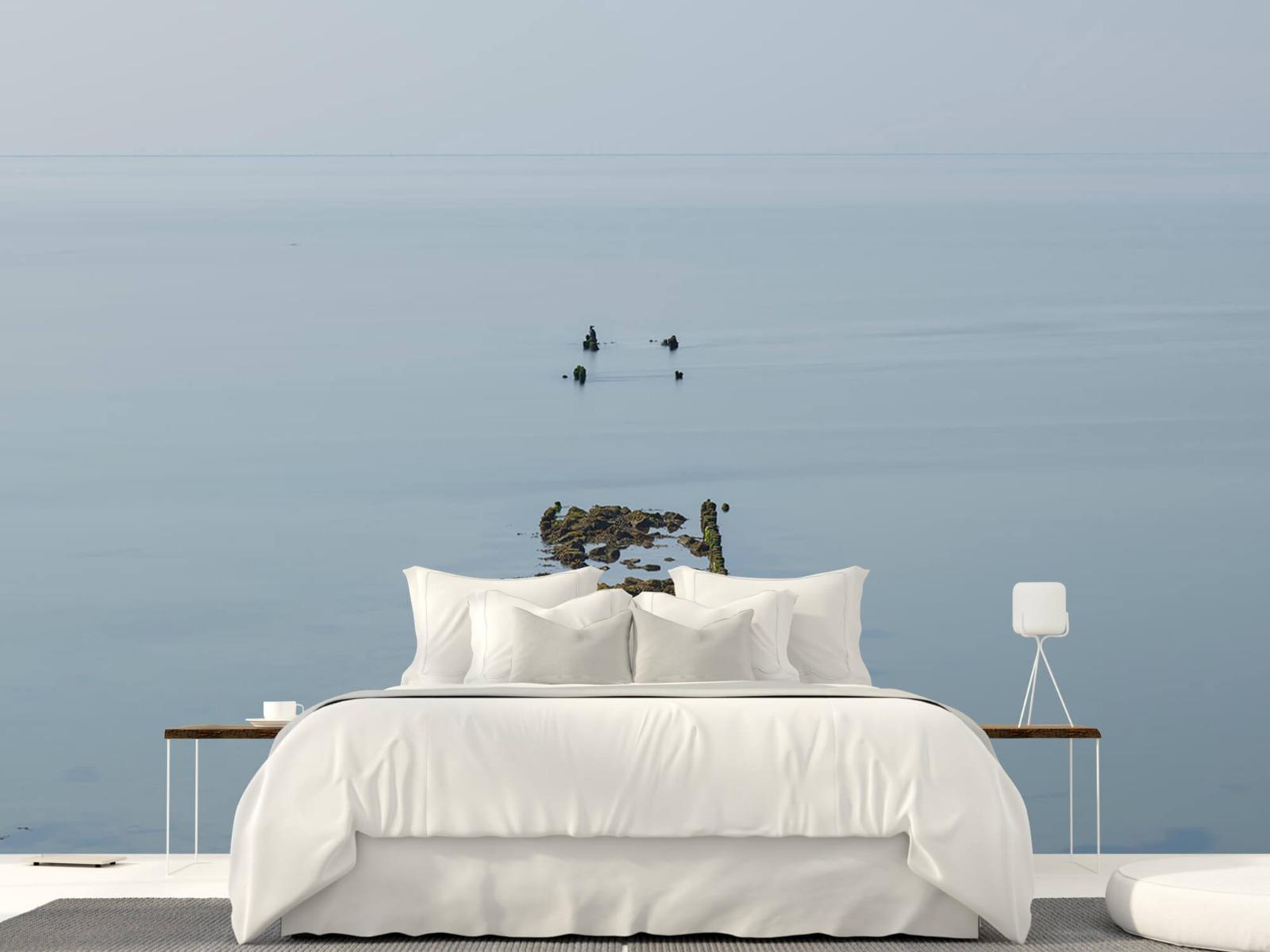 Zeeën en Oceanen - Golfbreker - Slaapkamer 22
