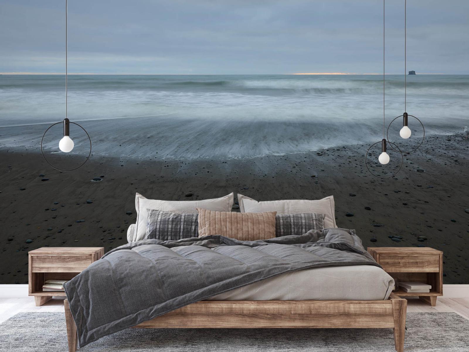 Zeeën en Oceanen - Golven aan het strand - Slaapkamer 1