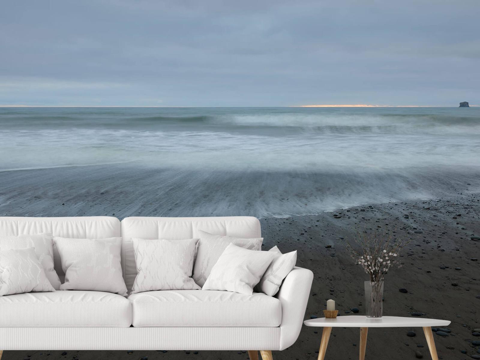 Zeeën en Oceanen - Golven aan het strand - Slaapkamer 6