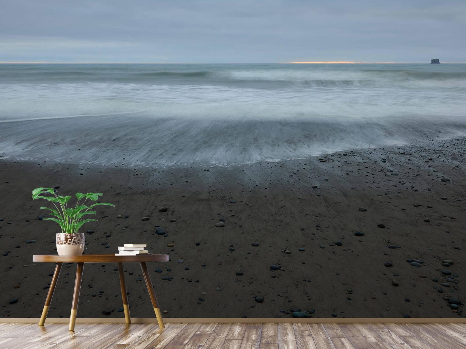 Zeeën en Oceanen - Golven aan het strand - Slaapkamer 7