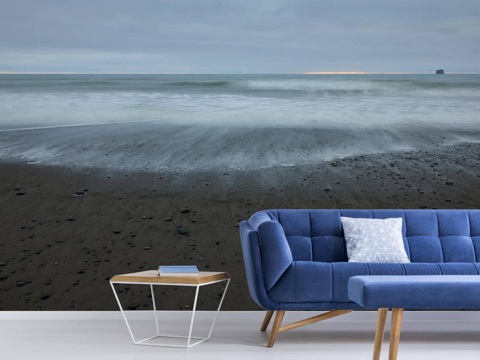 Zeeën en Oceanen - Golven aan het strand - Slaapkamer 8