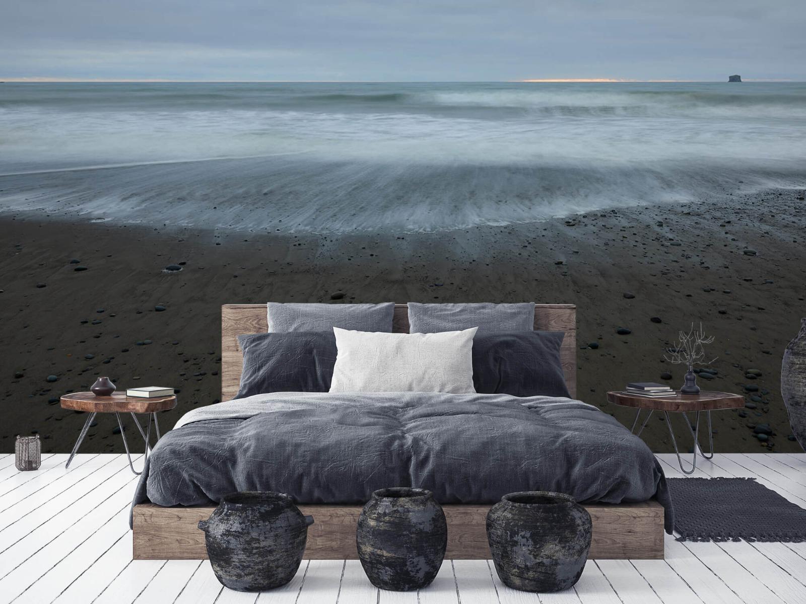 Zeeën en Oceanen - Golven aan het strand - Slaapkamer 9