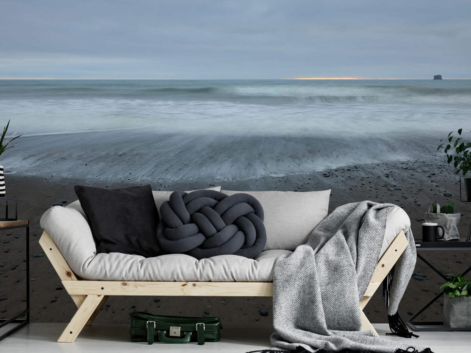 Zeeën en Oceanen - Golven aan het strand - Slaapkamer 2