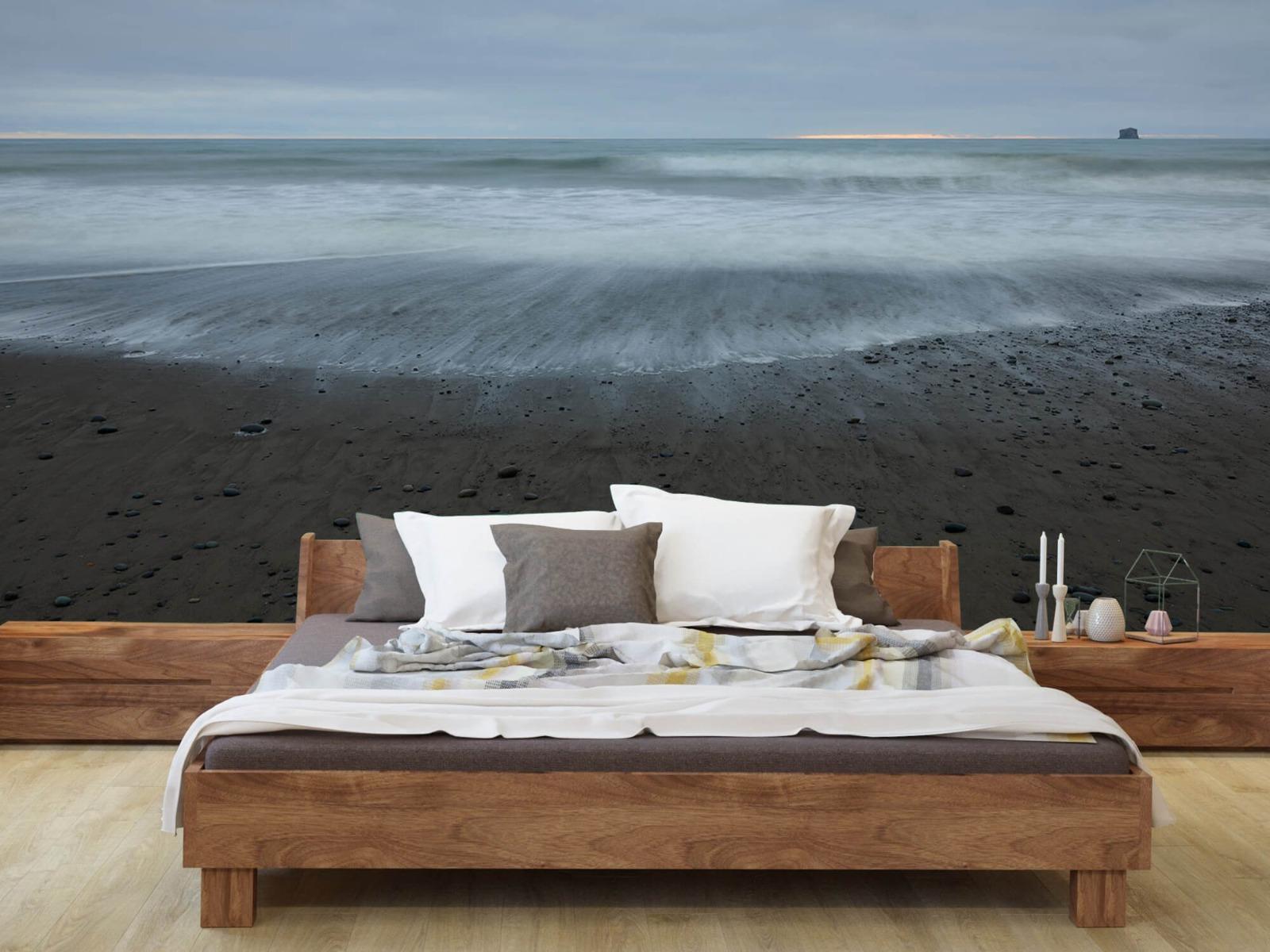 Zeeën en Oceanen - Golven aan het strand - Slaapkamer 10