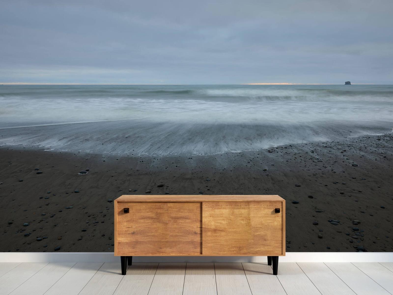 Zeeën en Oceanen - Golven aan het strand - Slaapkamer 5