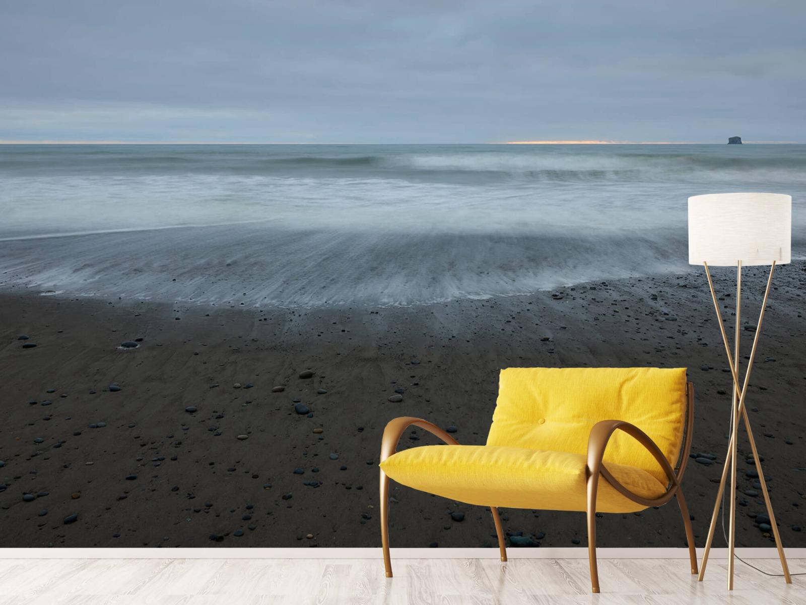Zeeën en Oceanen - Golven aan het strand - Slaapkamer 12