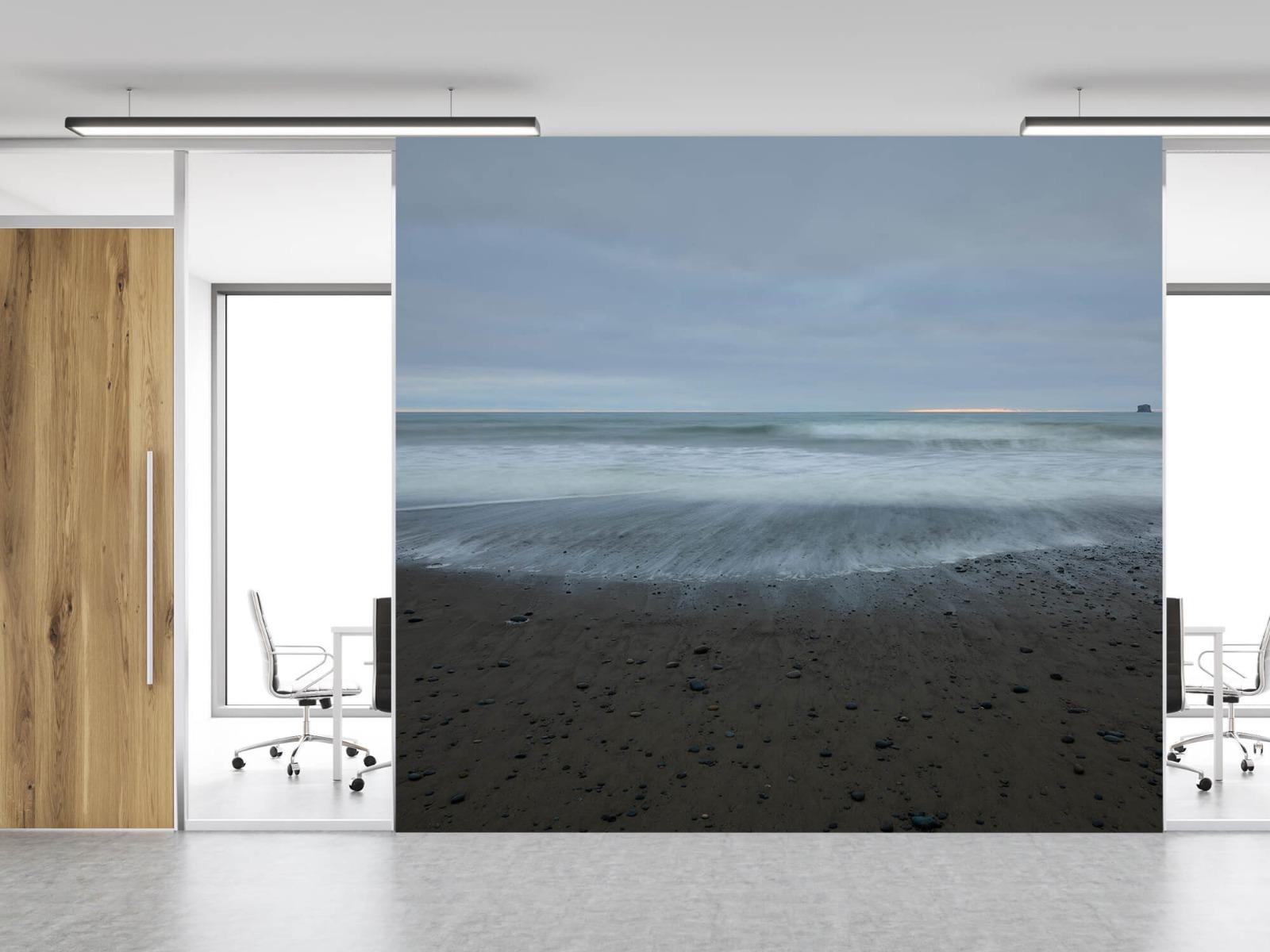 Zeeën en Oceanen - Golven aan het strand - Slaapkamer 13