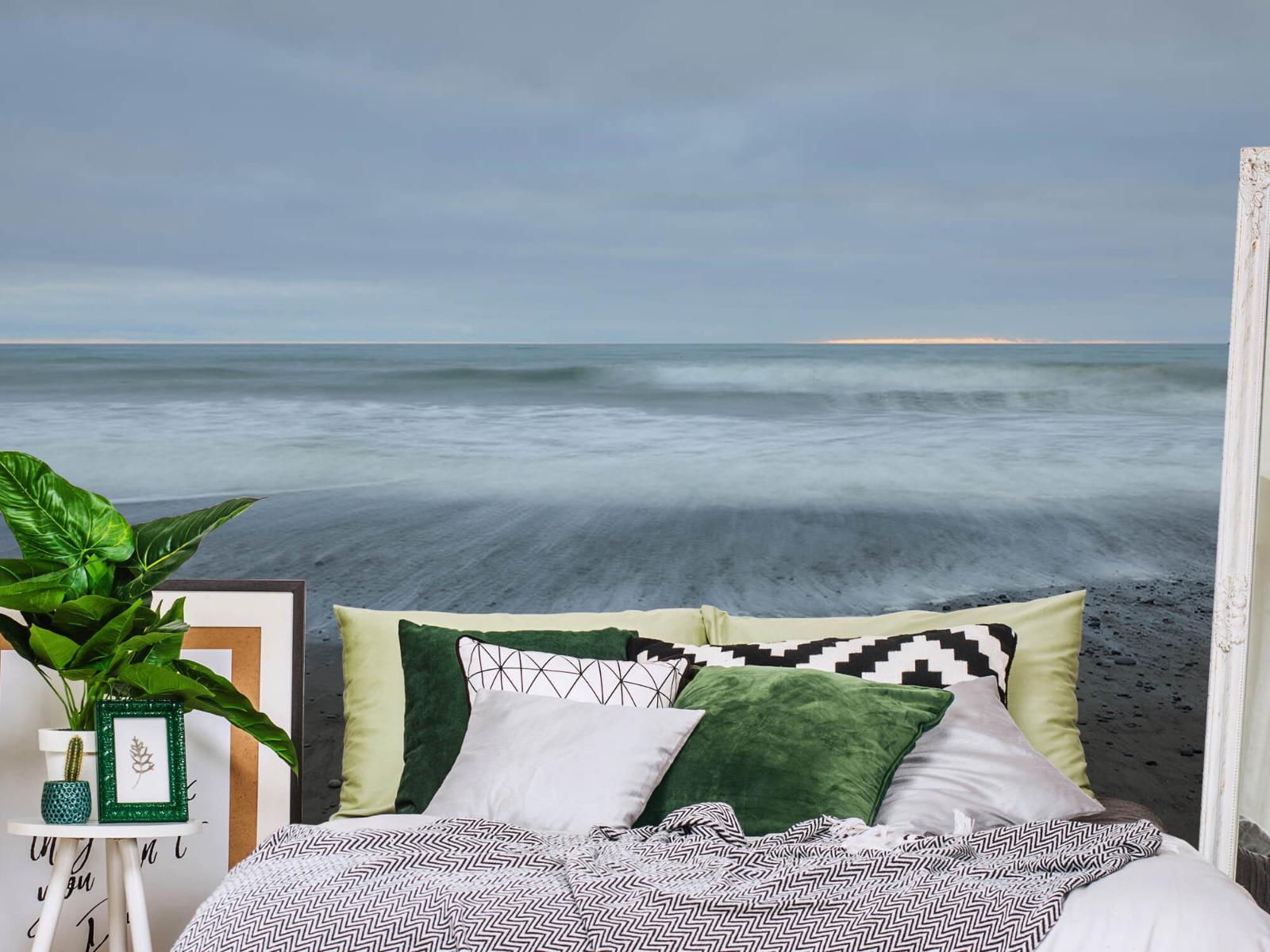 Zeeën en Oceanen - Golven aan het strand - Slaapkamer 14