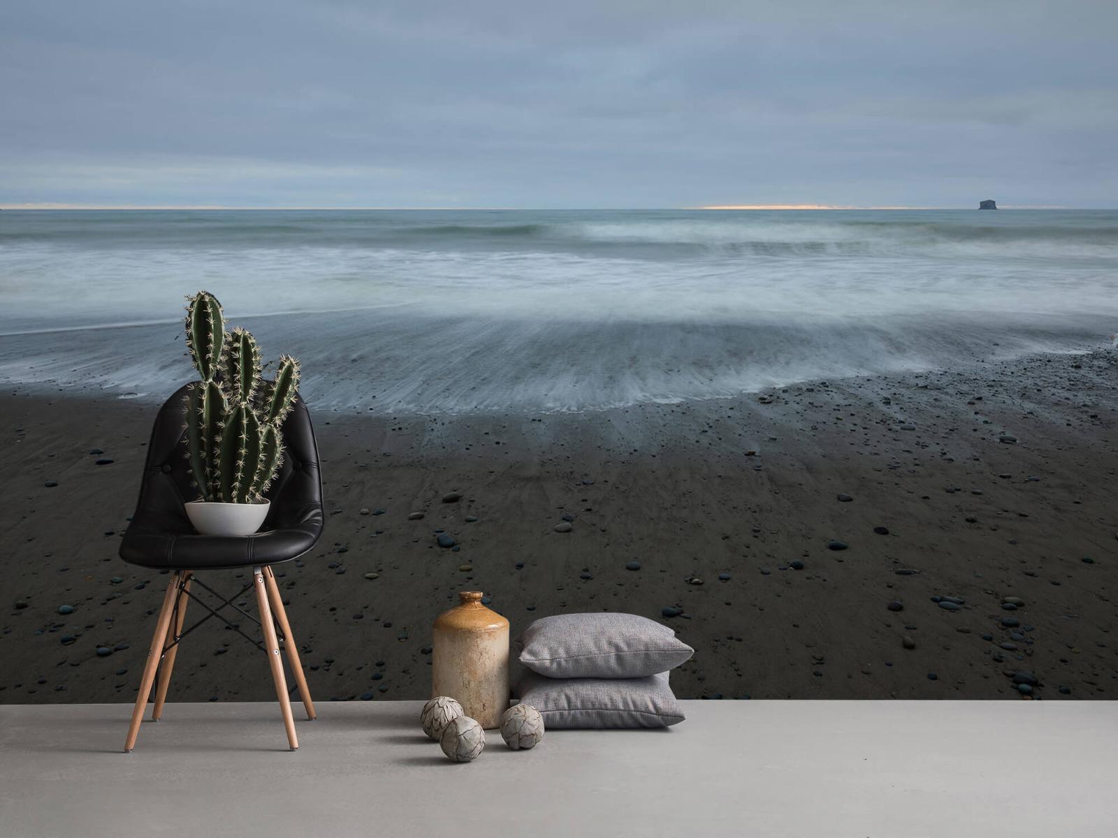 Zeeën en Oceanen - Golven aan het strand - Slaapkamer 15