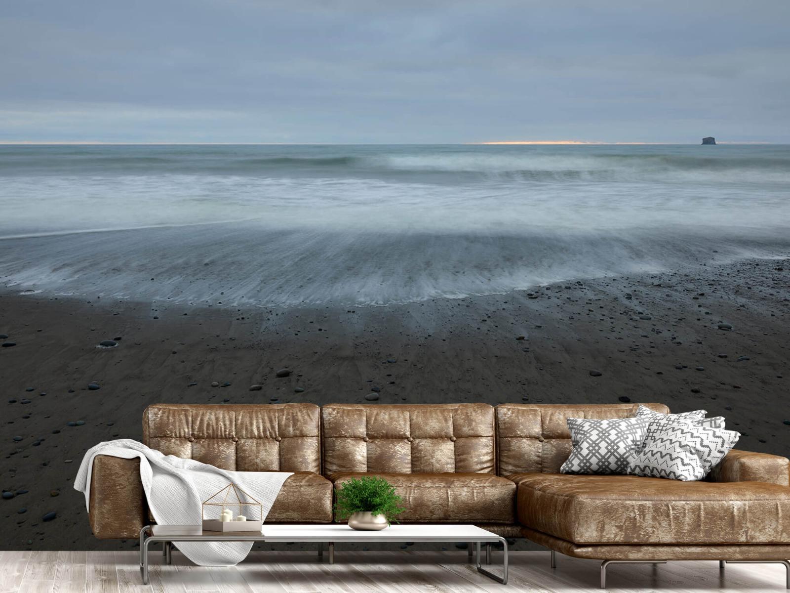 Zeeën en Oceanen - Golven aan het strand - Slaapkamer 16