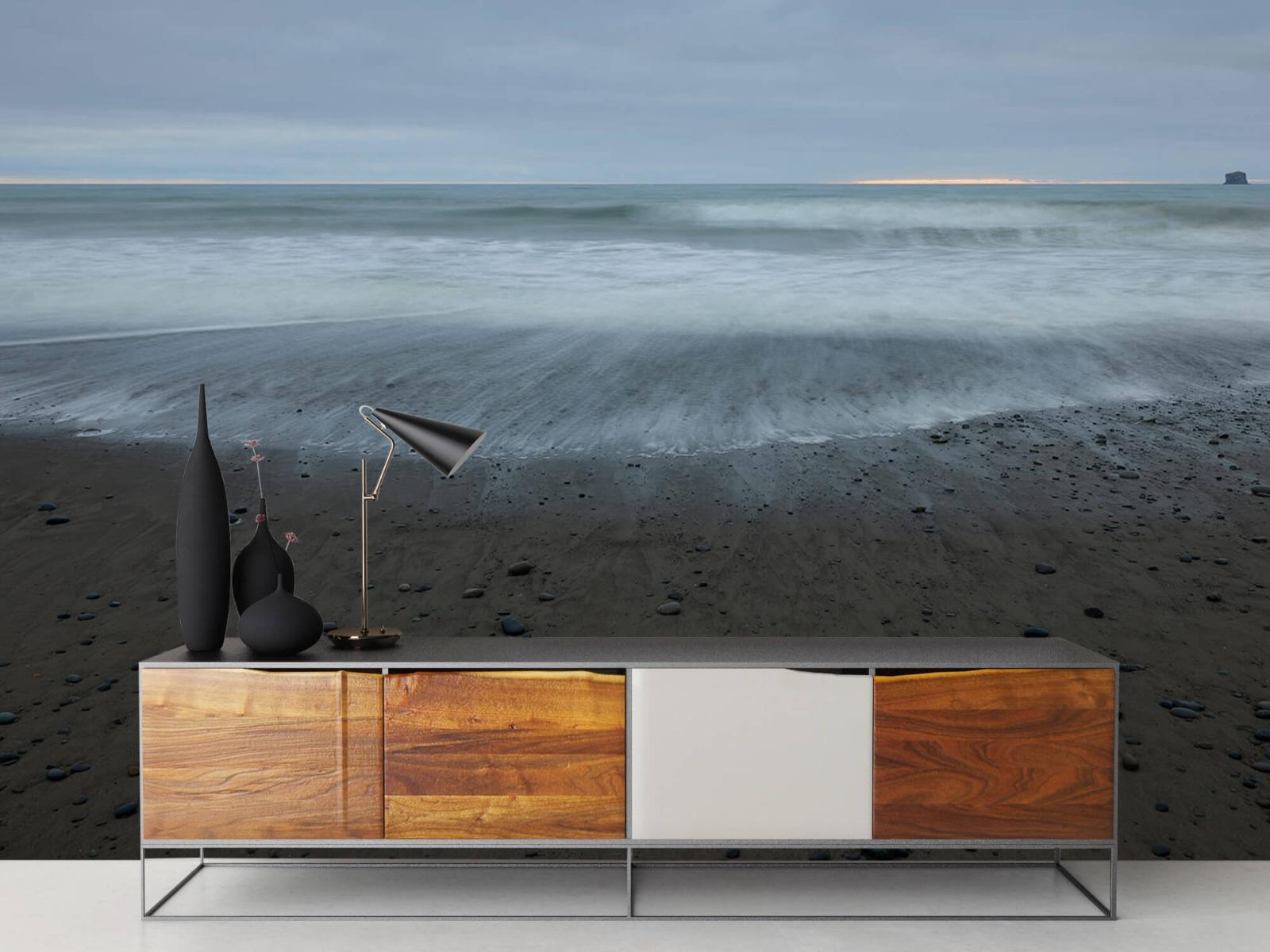 Zeeën en Oceanen - Golven aan het strand - Slaapkamer 3
