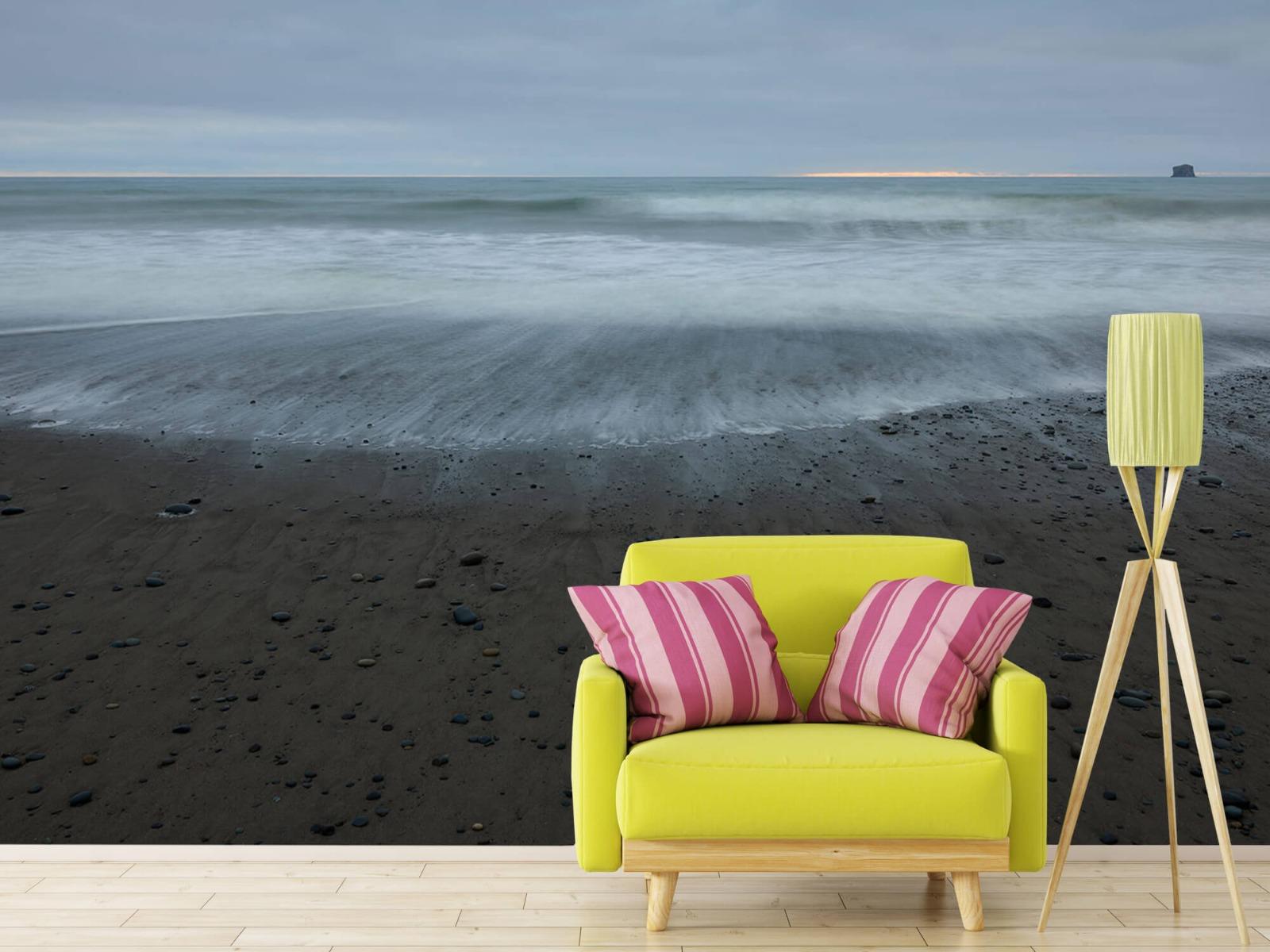 Zeeën en Oceanen - Golven aan het strand - Slaapkamer 18