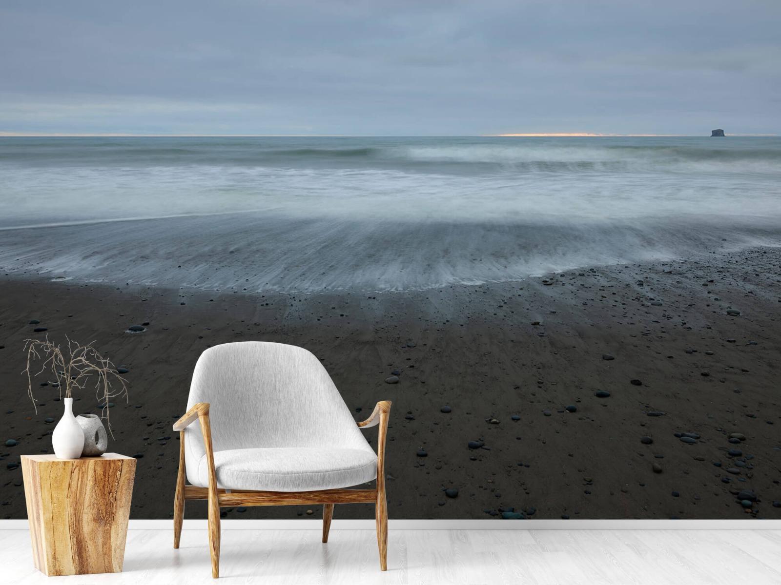 Zeeën en Oceanen - Golven aan het strand - Slaapkamer 4