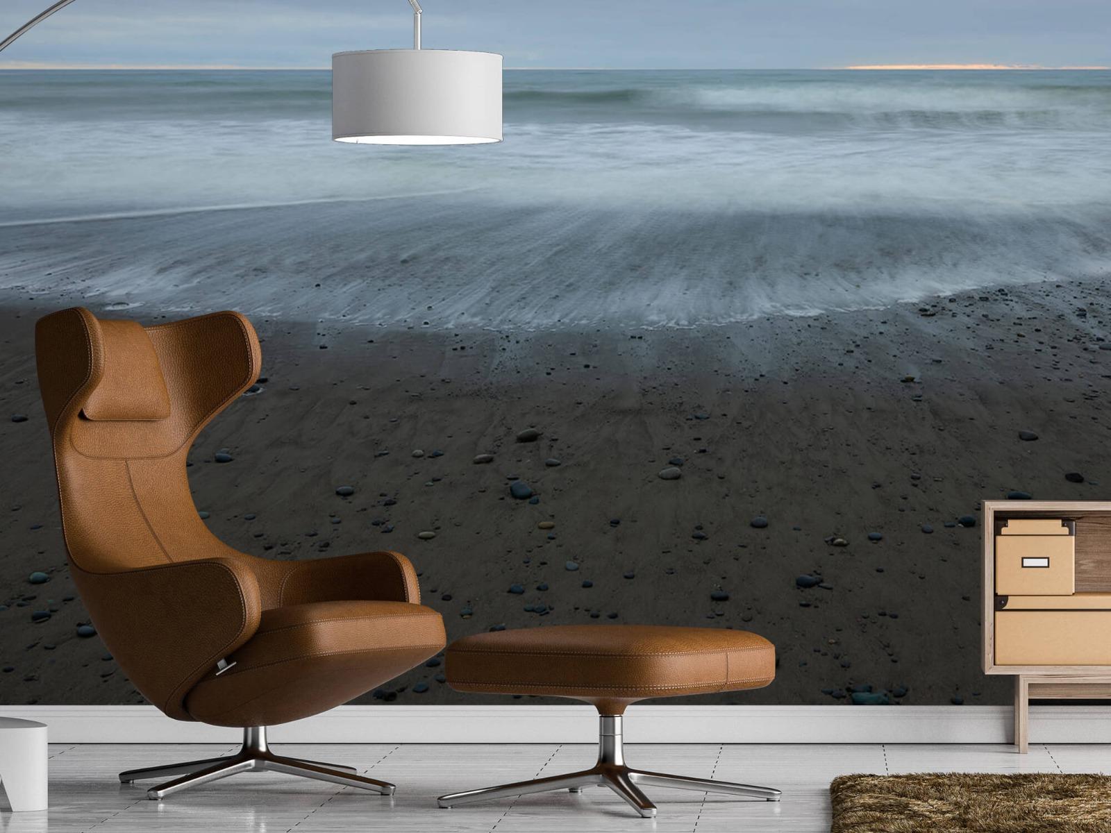 Zeeën en Oceanen - Golven aan het strand - Slaapkamer 19