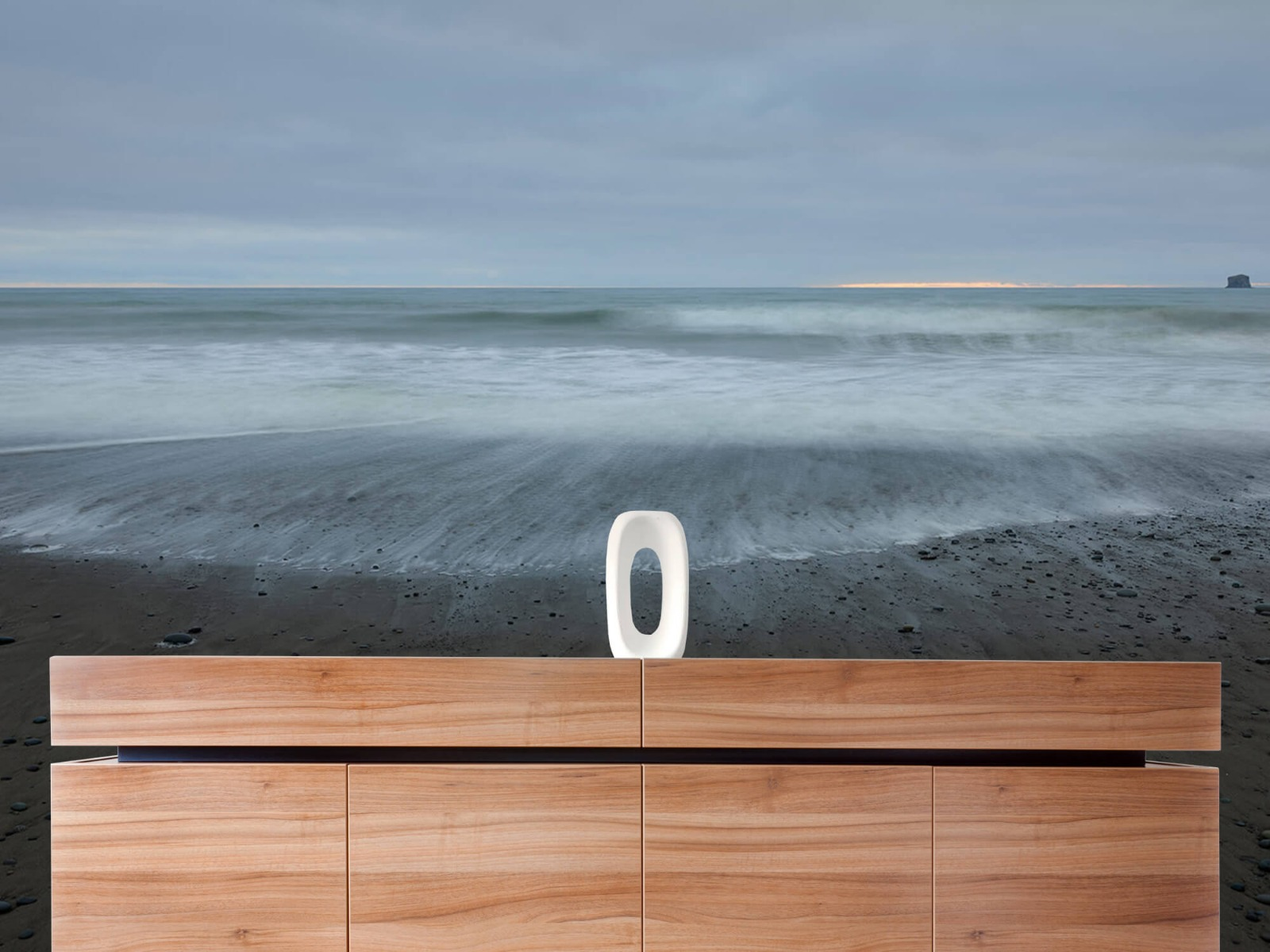 Zeeën en Oceanen - Golven aan het strand - Slaapkamer 20
