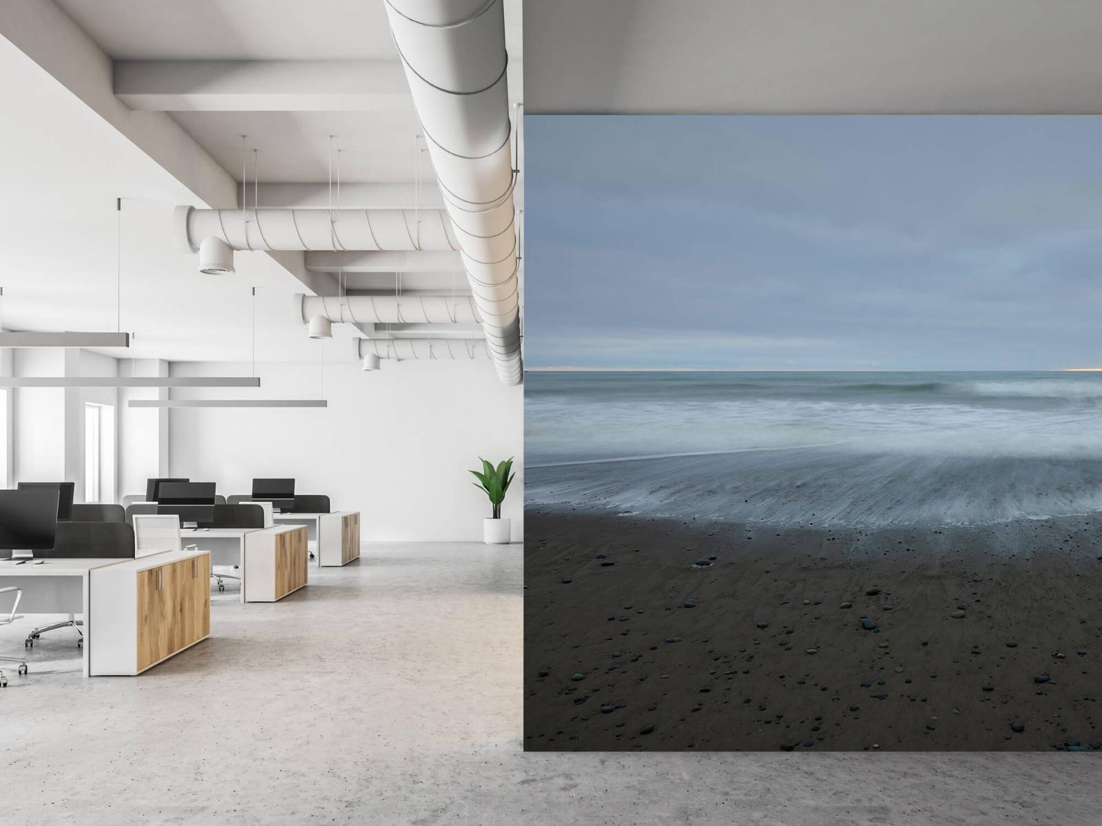 Zeeën en Oceanen - Golven aan het strand - Slaapkamer 21