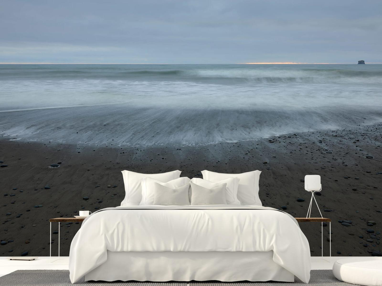 Zeeën en Oceanen - Golven aan het strand - Slaapkamer 22