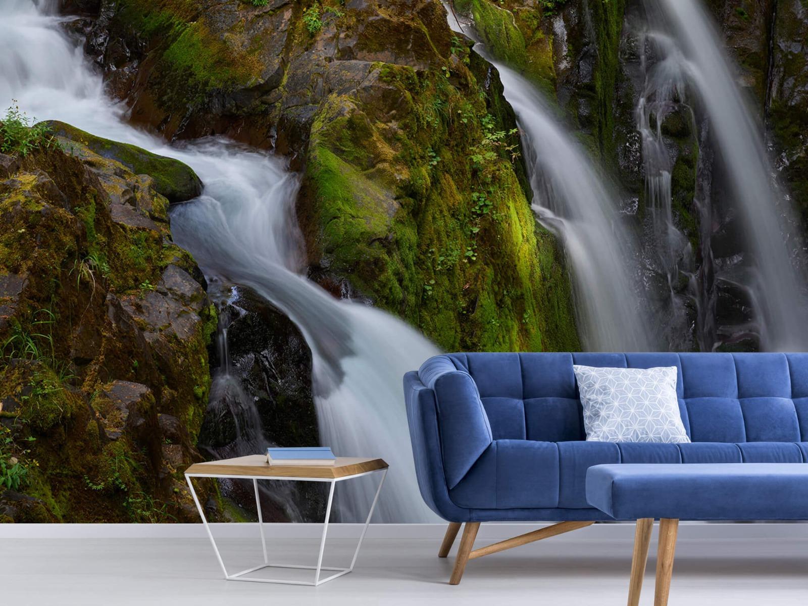 Watervallen - Driedubbele waterval - Slaapkamer 6
