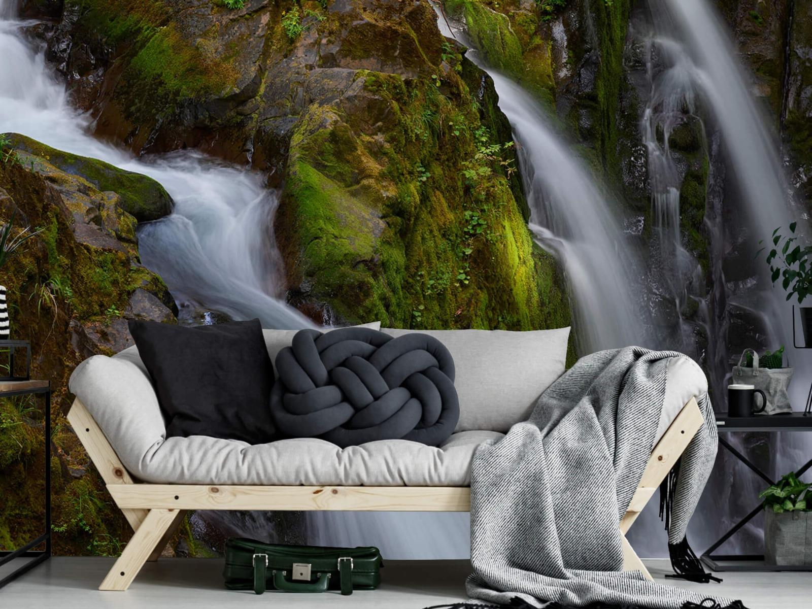 Watervallen - Driedubbele waterval - Slaapkamer 8