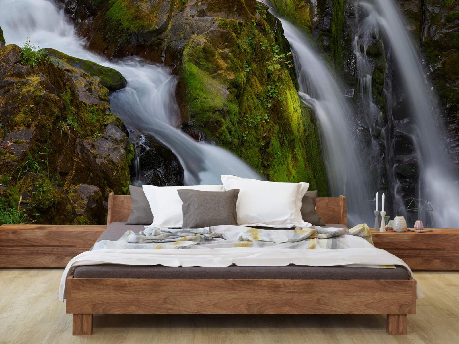 Watervallen - Driedubbele waterval - Slaapkamer 9
