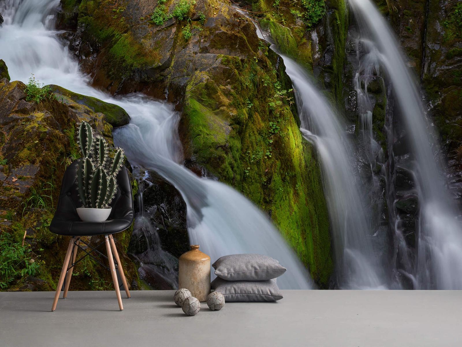 Watervallen - Driedubbele waterval - Slaapkamer 1