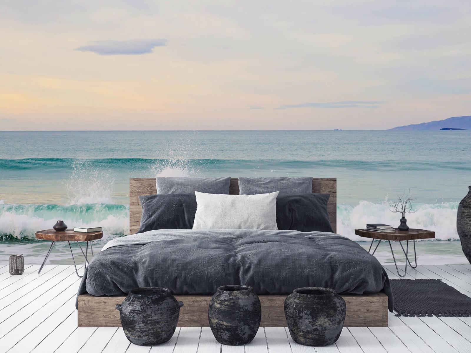 Zeeën en Oceanen - Golvende kust - Slaapkamer 5