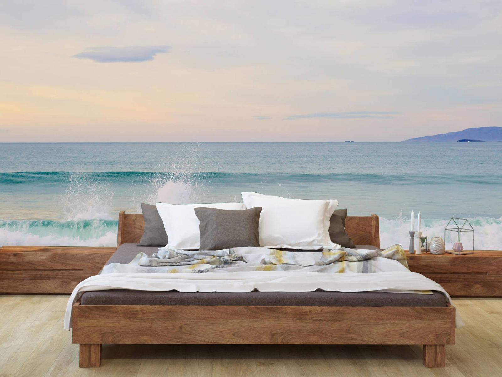 Zeeën en Oceanen - Golvende kust - Slaapkamer 7