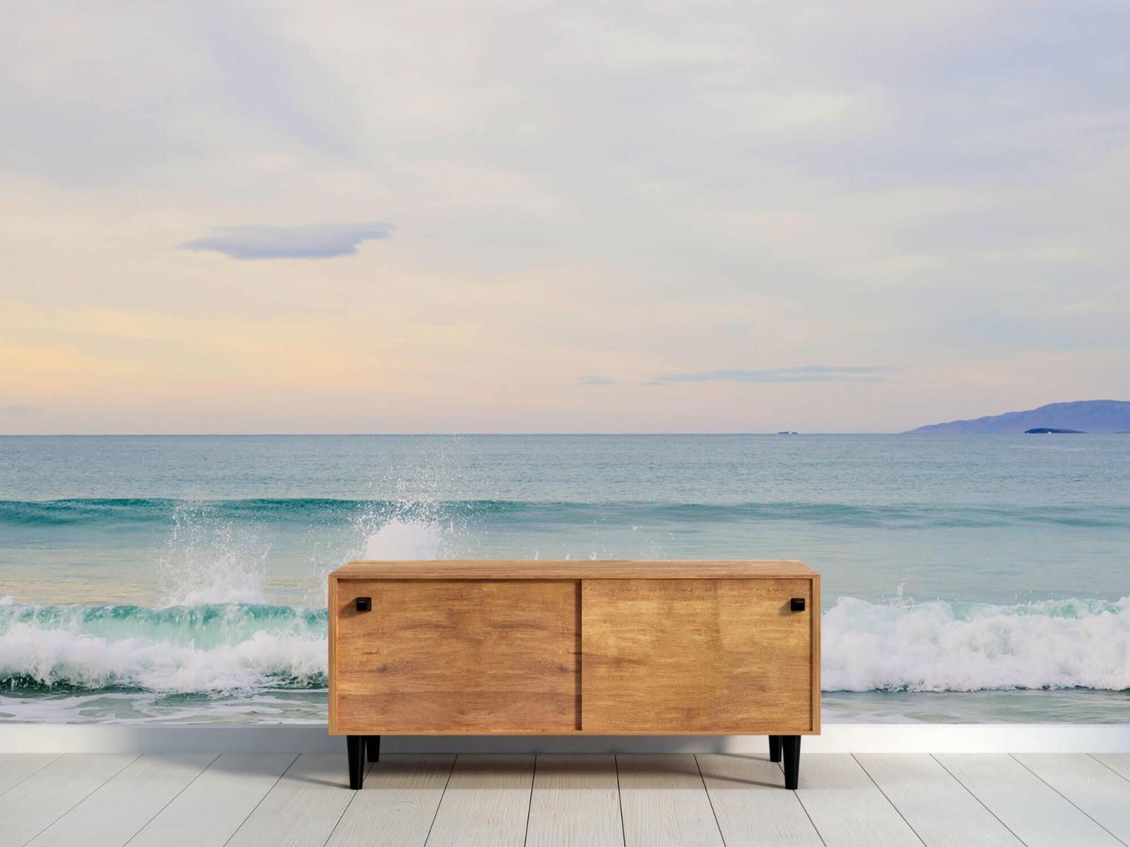 Zeeën en Oceanen - Golvende kust - Slaapkamer 9
