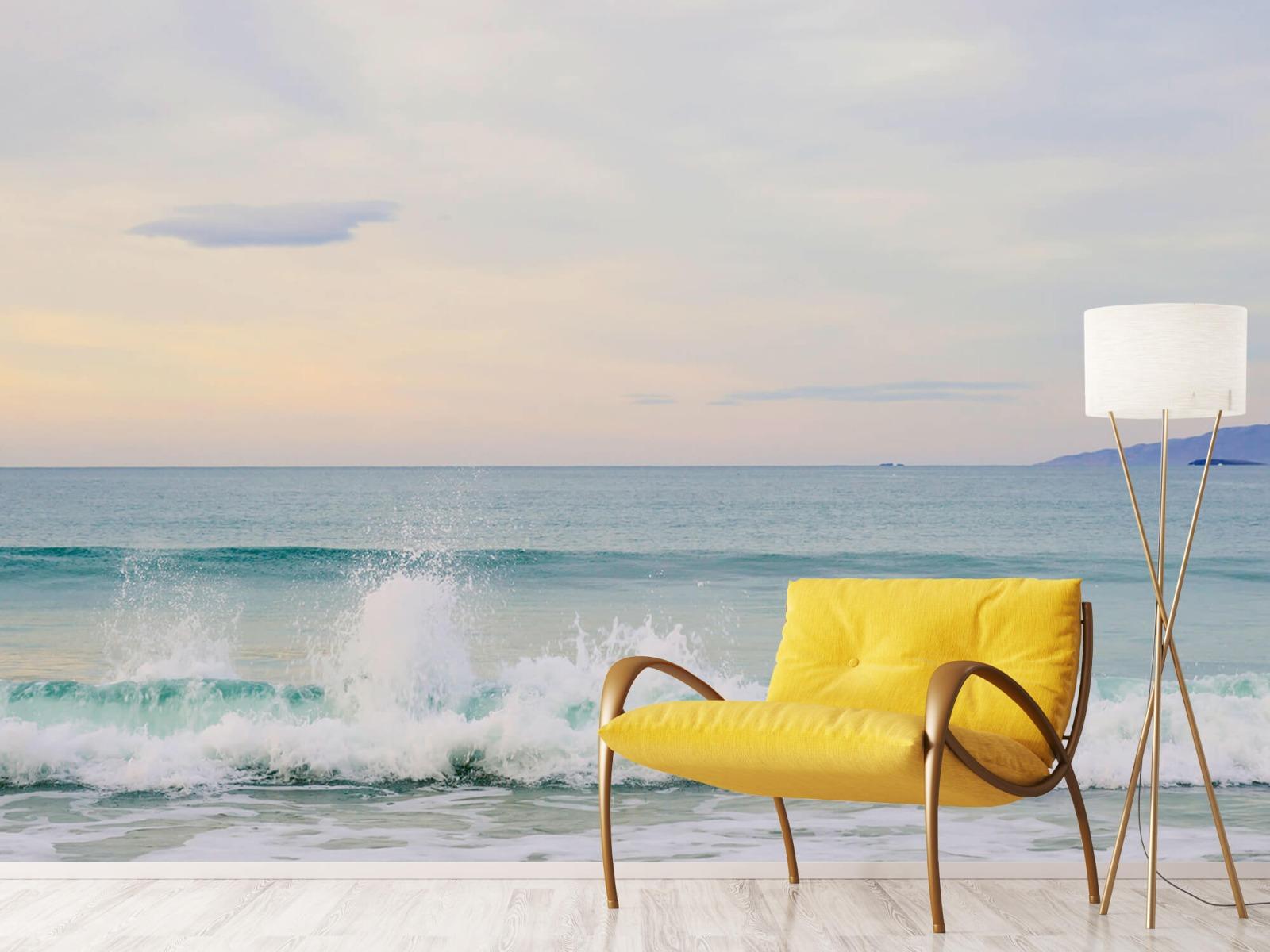 Zeeën en Oceanen - Golvende kust - Slaapkamer 10