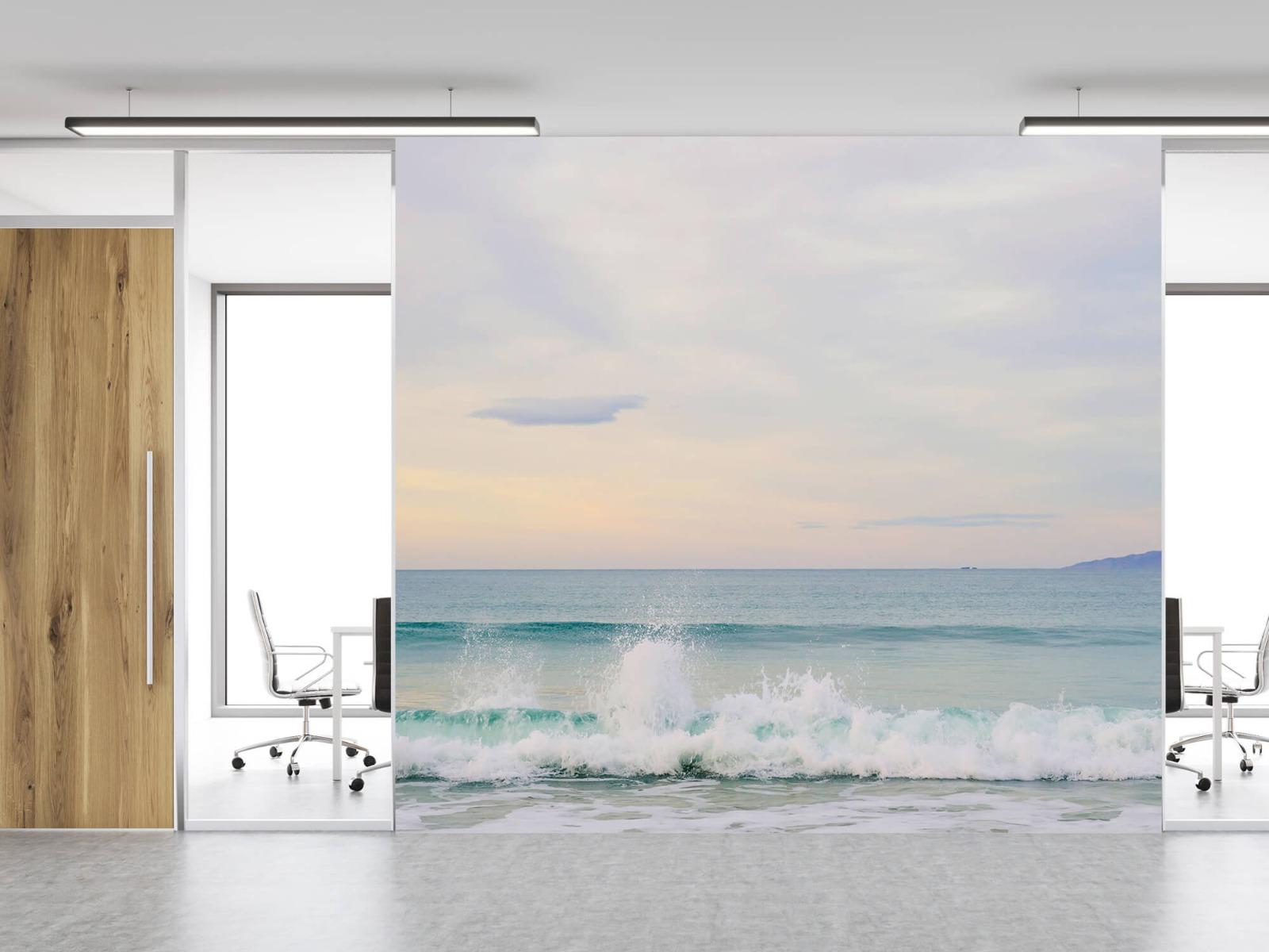Zeeën en Oceanen - Golvende kust - Slaapkamer 11