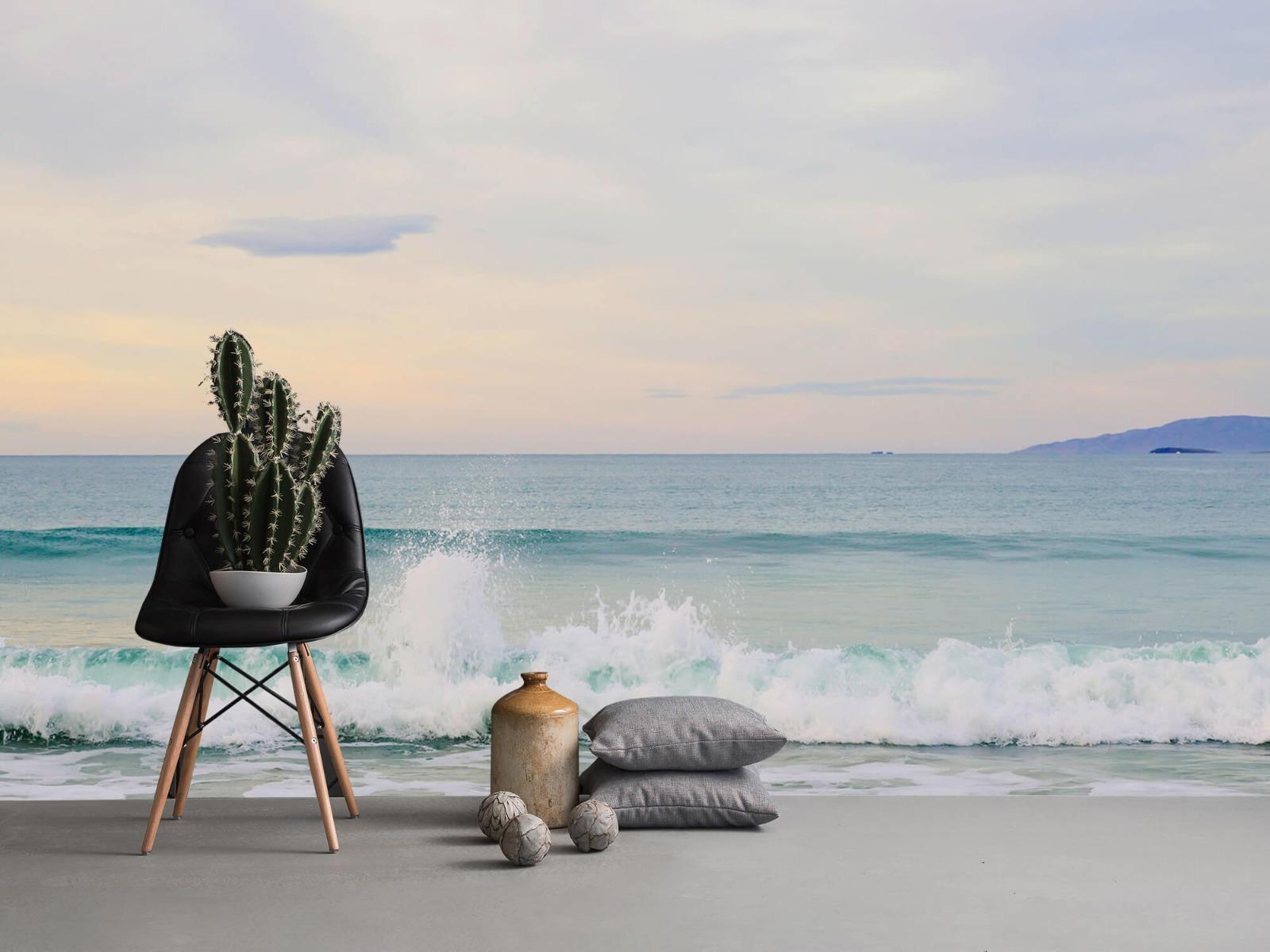 Zeeën en Oceanen - Golvende kust - Slaapkamer 13