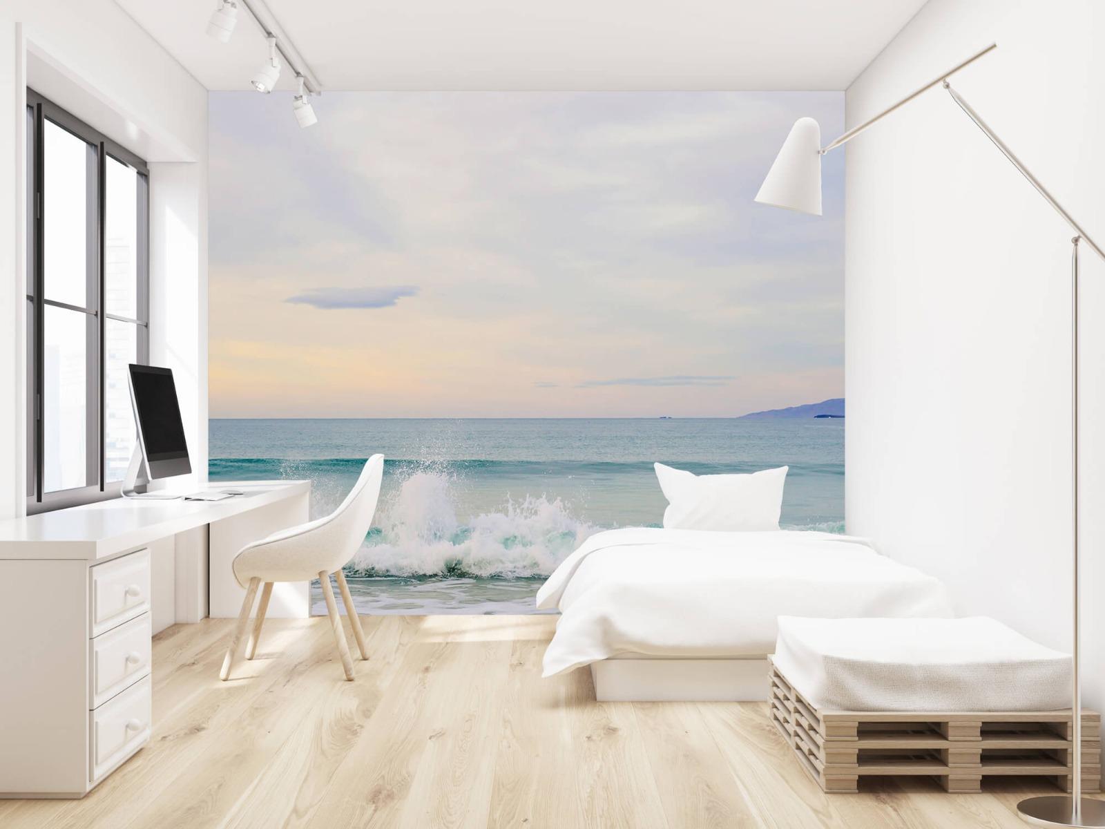 Zeeën en Oceanen - Golvende kust - Slaapkamer 22
