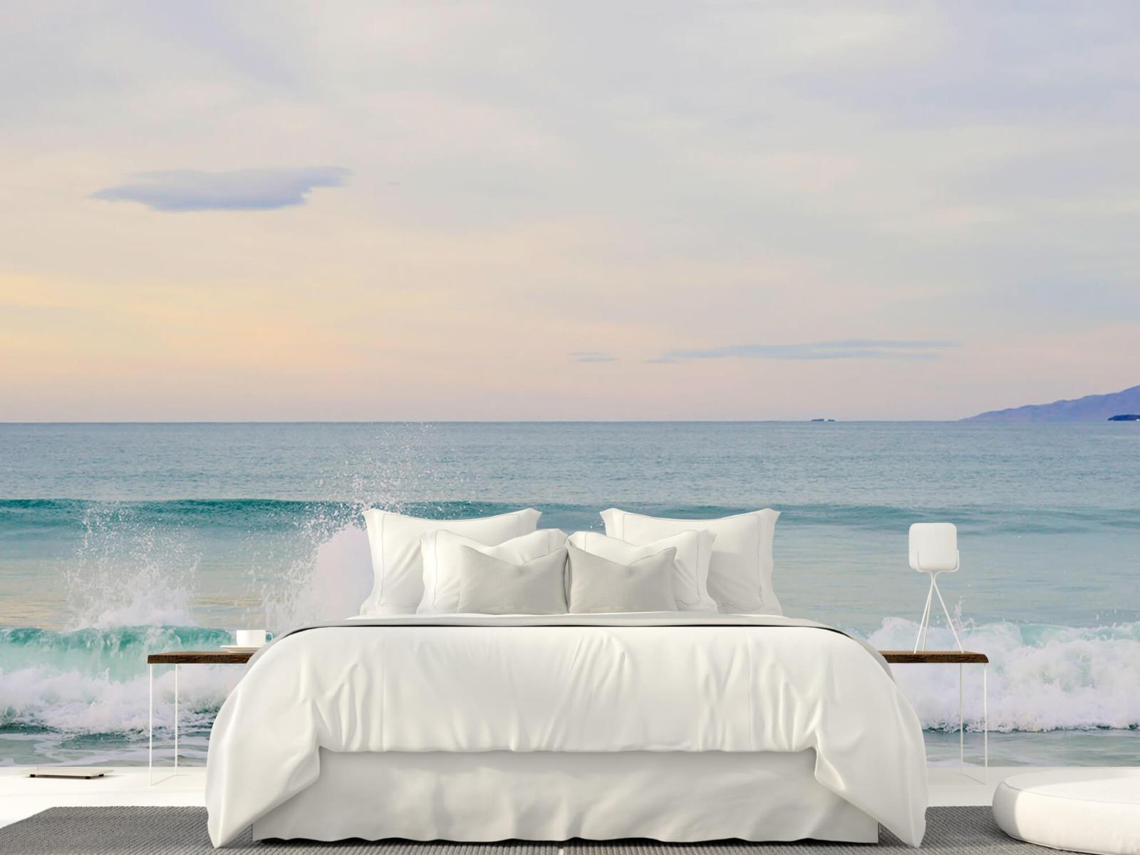 Zeeën en Oceanen - Golvende kust - Slaapkamer 23