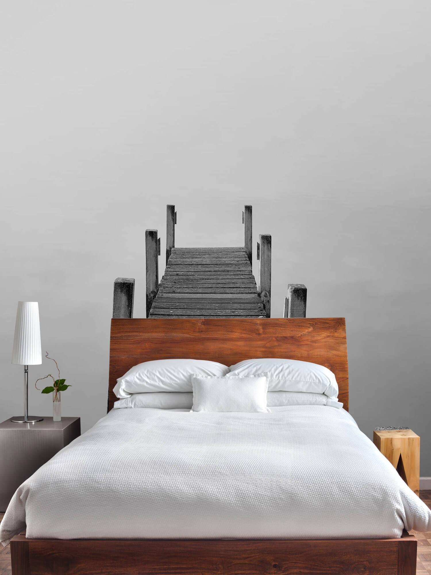 Mist - Steiger aan het water - Slaapkamer 2