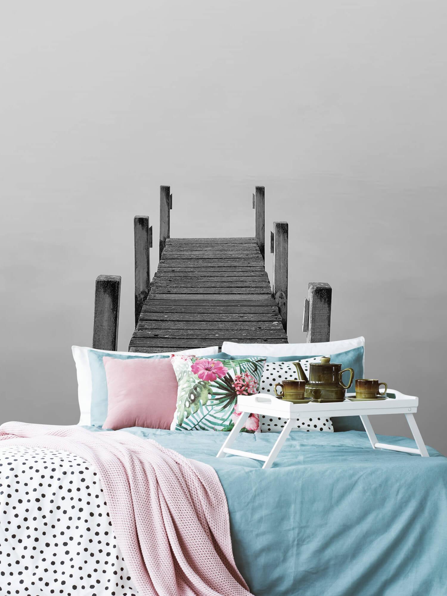 Mist - Steiger aan het water - Slaapkamer 4