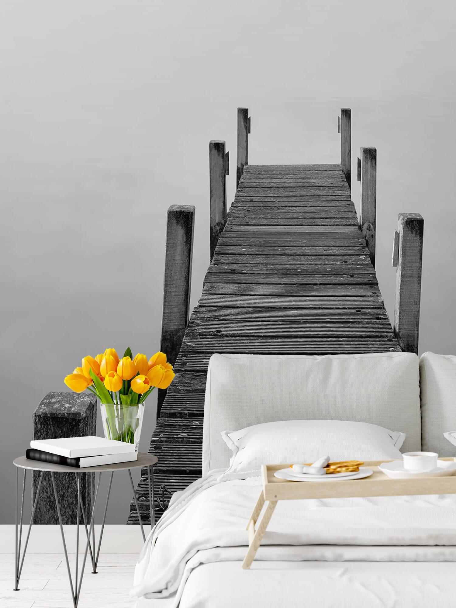 Mist - Steiger aan het water - Slaapkamer 6