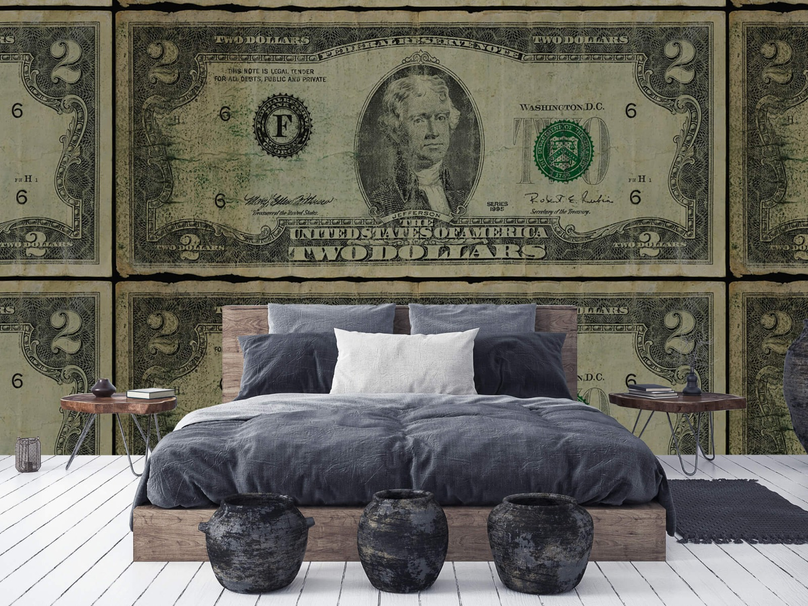 Overige - Twee dollar - Tienerkamer 1