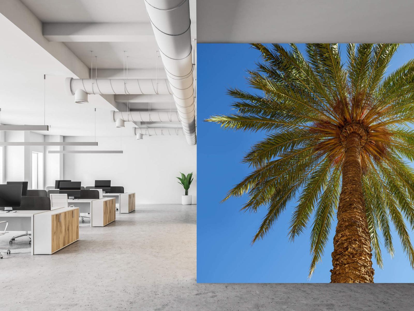 Palmbomen - Gedetailleerde Palmboom - Slaapkamer 21
