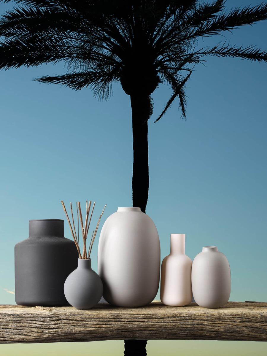 Palmbomen - Palmboom bij zonsondergang - Woonkamer 5